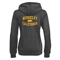 University Of California Berkeley Golden Bears Cal Champion Women's Sweatshirt- Charcoal-Shop College Wear