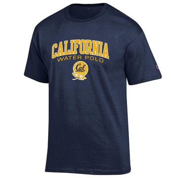UC Berkeley Champion Men's Cal Waterpolo T-Shirt - Navy