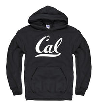 University Of California Berkeley Golden Bears Cal Sweatshirt Hoodie- Black-Shop College Wear