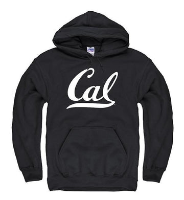 University Of California Berkeley Golden Bears Cal Sweatshirt Hoodie- Black