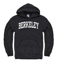 University Of California Berkeley Cal Mens Hoodie- Black-Shop College Wear