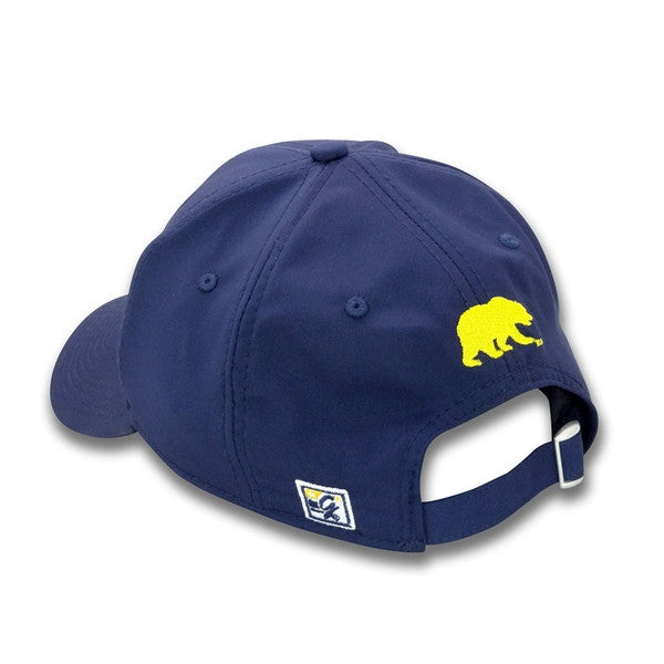 University Of California Berkeley Cal Adjustable Cap- Navy-Shop College Wear