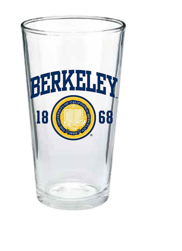 University Of California Berkeley Pint Glass-Shop College Wear