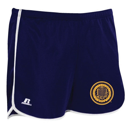University Of California Berkeley Cal Mens Athletic Short- Navy-Shop College Wear