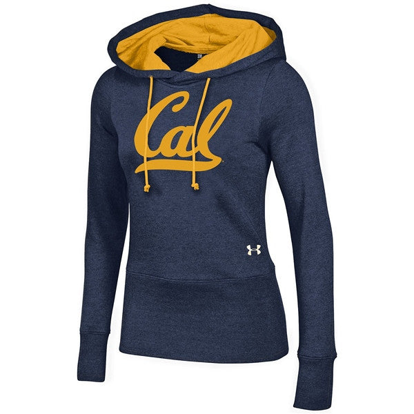 University Of California Berkeley Cal Under Armour Hoodie Sweatshirt- Navy-Shop College Wear
