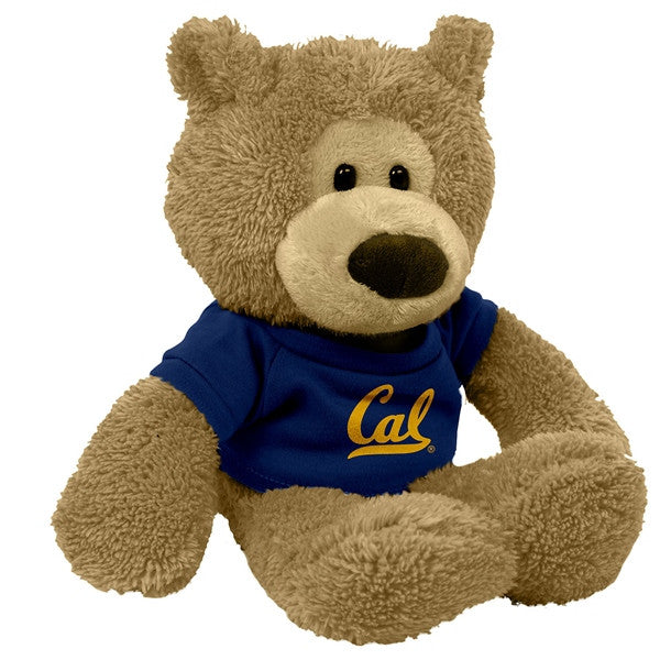 UC Berkeley Cal Take A Long Teddy Bear - Brown-Shop College Wear