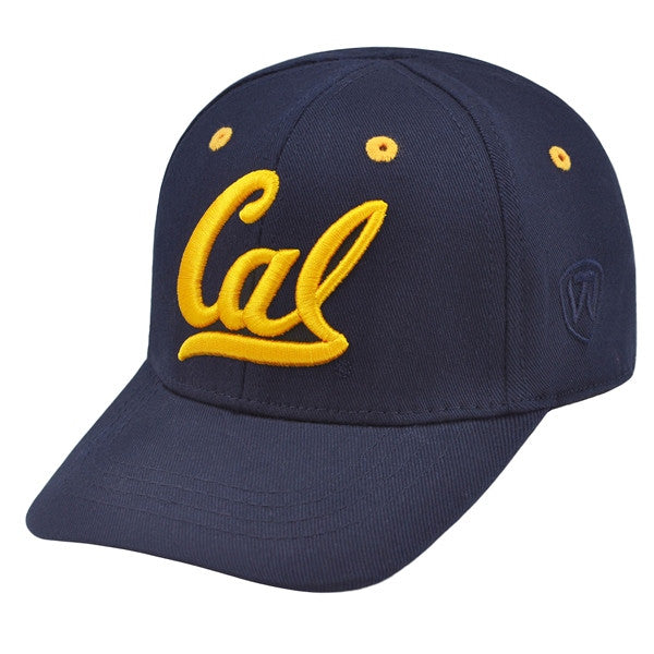 UC Berkeley Cal Infant onefit Hat - Navy-Shop College Wear