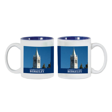 U.C. Berkeley Cal coffee mug 11 oz-White