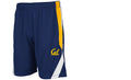 U.C. Berkeley Cal Bears Embroidered Men's Mesh basketball Short-Navy