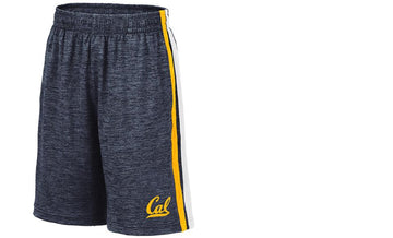 U.C. Berkeley Cal Bears Youth Basketball Short-Navy