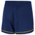 U.C. Berkeley Cal Rayon blend women's short-Navy-Shop College Wear