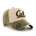 U.C. Berkeley Cal Wounded Worriers Cameo ball cap