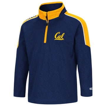 U.C. Berkeley Cal toddler windshirt-Navy
