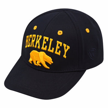 University Of California Berkeley Golden Bears Infant Onefit Hat - Navy