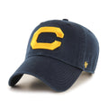 UC Berkeley 47 Brand Cal C Block Adjustable Cap - Navy