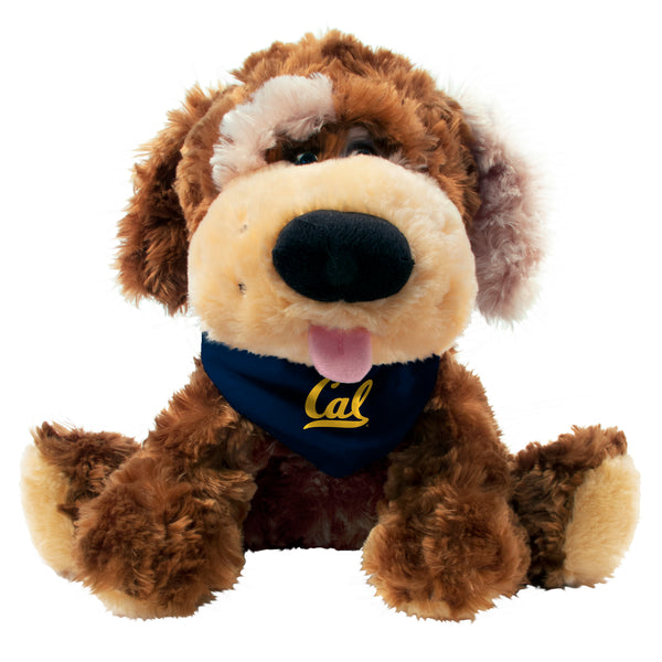 University of California Berkeley Cal Plush Bear Luke-Brown-Shop College Wear