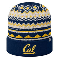 University Of California Berkeley Cuffed Beanie Hat-Shop College Wear