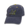 UC Berkeley Cal Men's Adjustable Retro Washed Hat - Navy