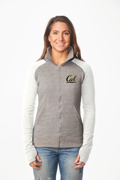 UC Berkeley Cal Embroidered Womens's Sweatshirt-Shop College Wear