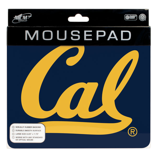 University Of California Berkeley Cal mouse Pad-Shop College Wear