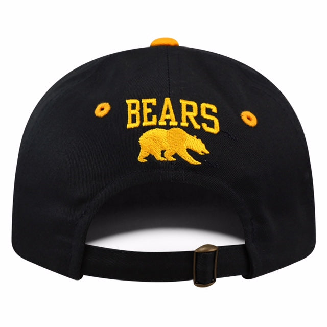 5a2c718d81c ... UC Berkeley Cal Youth Adjustable Hat - Navy-Shop College Wear