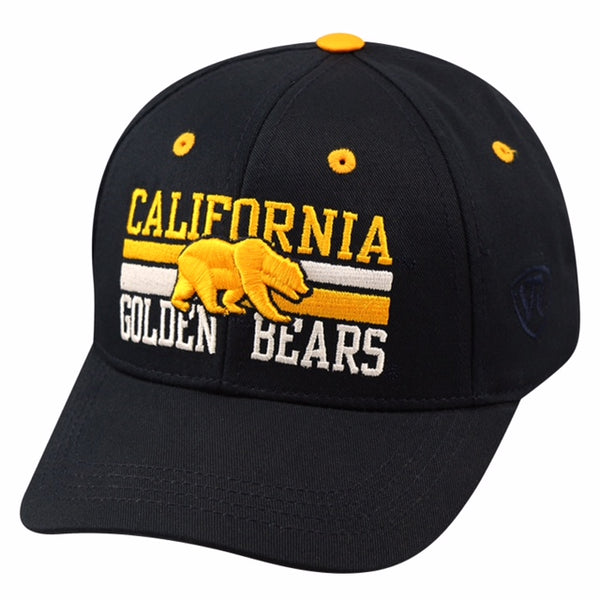 UC Berkeley Cal Youth Adjustable Hat-Navy-Shop College Wear