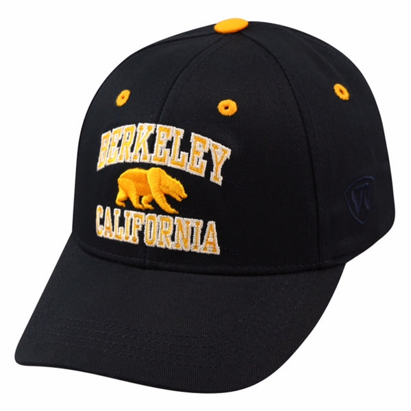 University Of California Berkeley Golden Bears Youth Hat - NAVY-Shop College Wear