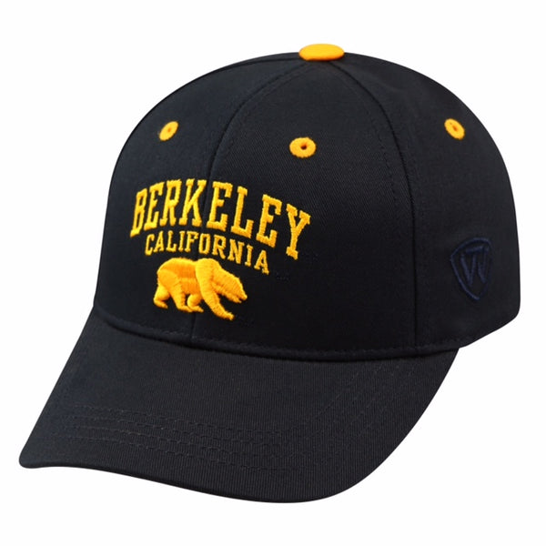 University Of California Berkeley Golden Bears Youth Hat- NAVY-Shop College Wear