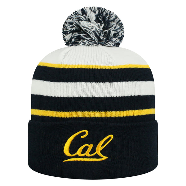 UC Berkeley Cal Knit Beanie-Shop College Wear