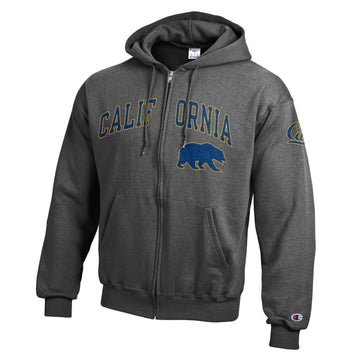 UC Berkeley Golden Bears Champion Sweatshirt-Charcoal