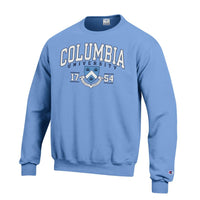 Columbia University Lions Men's Sweatshirt-Blue-Shop College Wear
