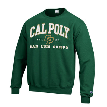 California Polytechnic University San Luis Obispo Sweatshirt - Green