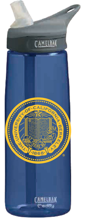 UC Berkeley Cal Camelbak Bottle .75L  - AQUA