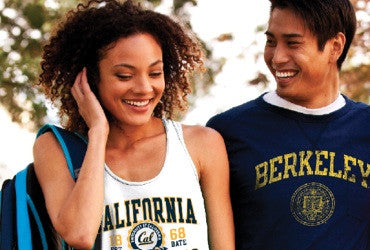 UC Berkeley  fan gear
