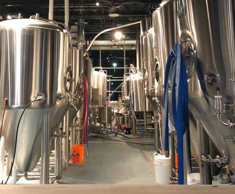 Evergreen Craft Ales Brewery