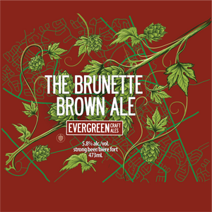 The Brunette Brown Ale
