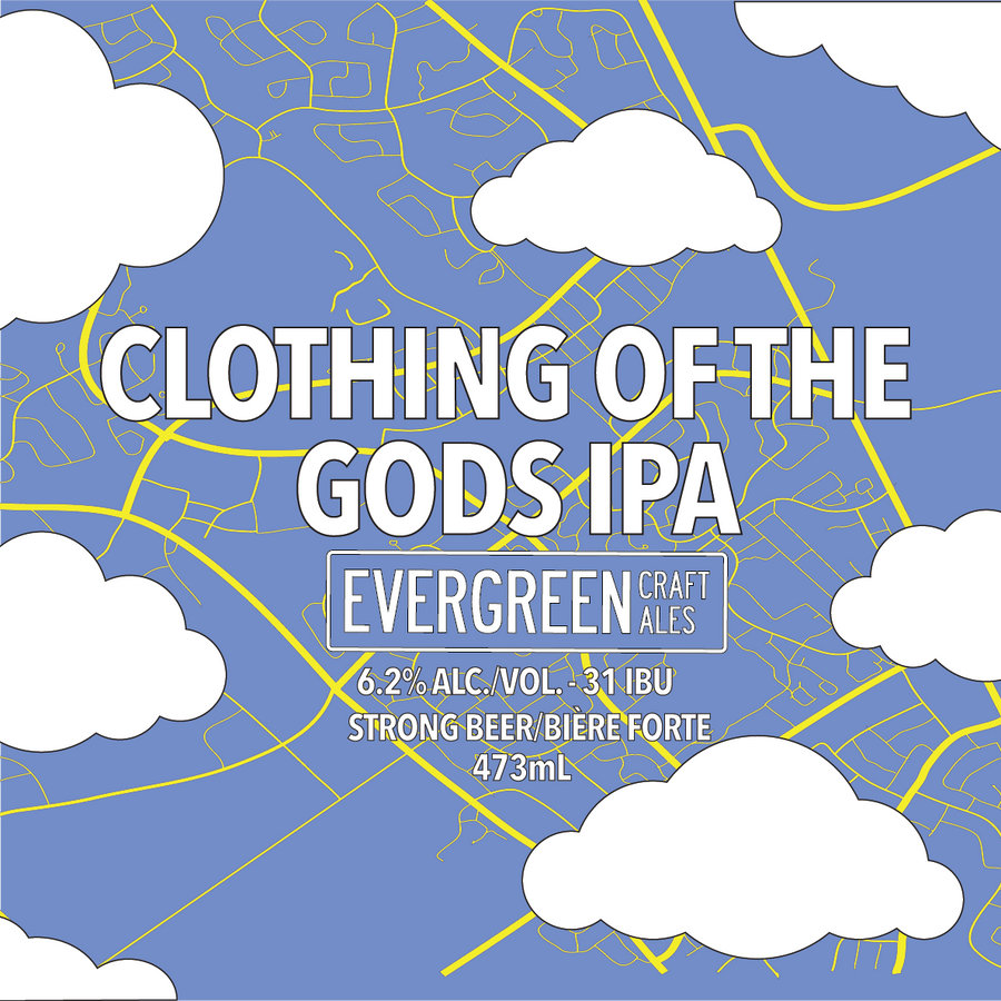 Clothing of the Gods IPA