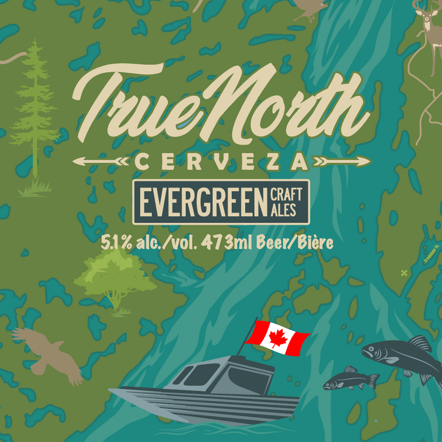 True North Cerveza