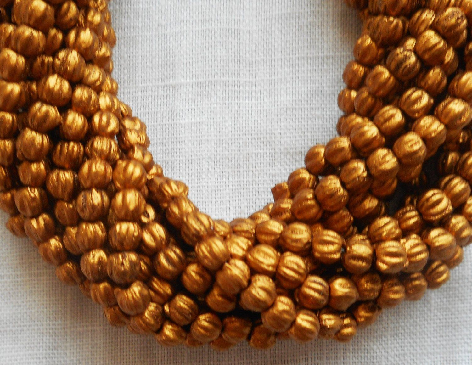 beadtin topaz round faceted llc gold beads craft transparent