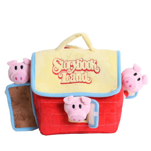 3 Little Pigs Play Set for Storybook Land