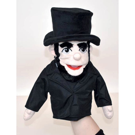 Abe Lincoln Hand Puppet