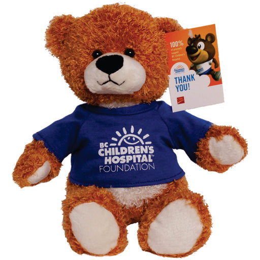 BC Children's Hospital Fundraising Bear