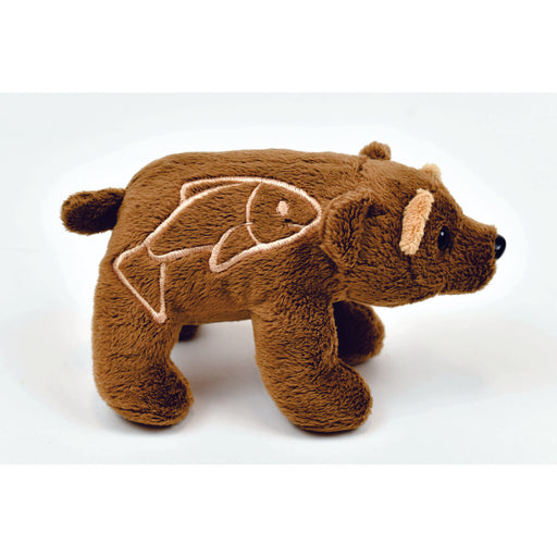 Brown Bear Finger Puppet