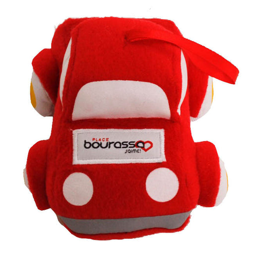 Bourassa Mall Red Car