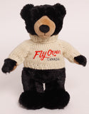 Fly Over Canada Bear