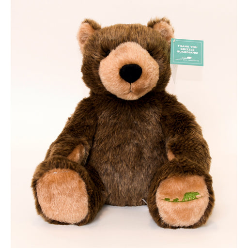 Grizzly Bear Foundation Fundraising Bear