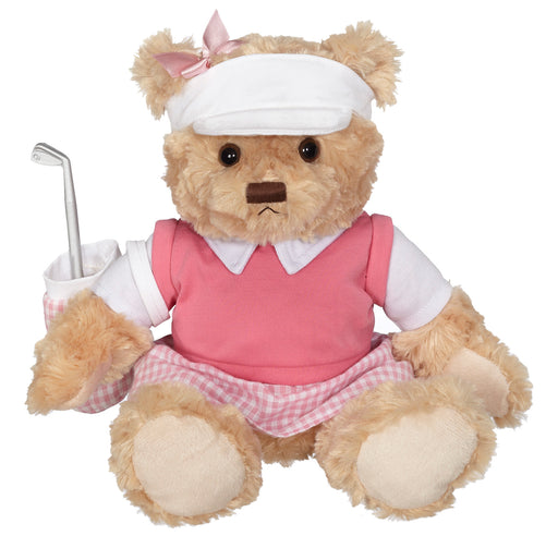 Penelope the Girl Golf Bear