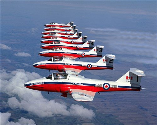 Canadian Airforce Snowbirds