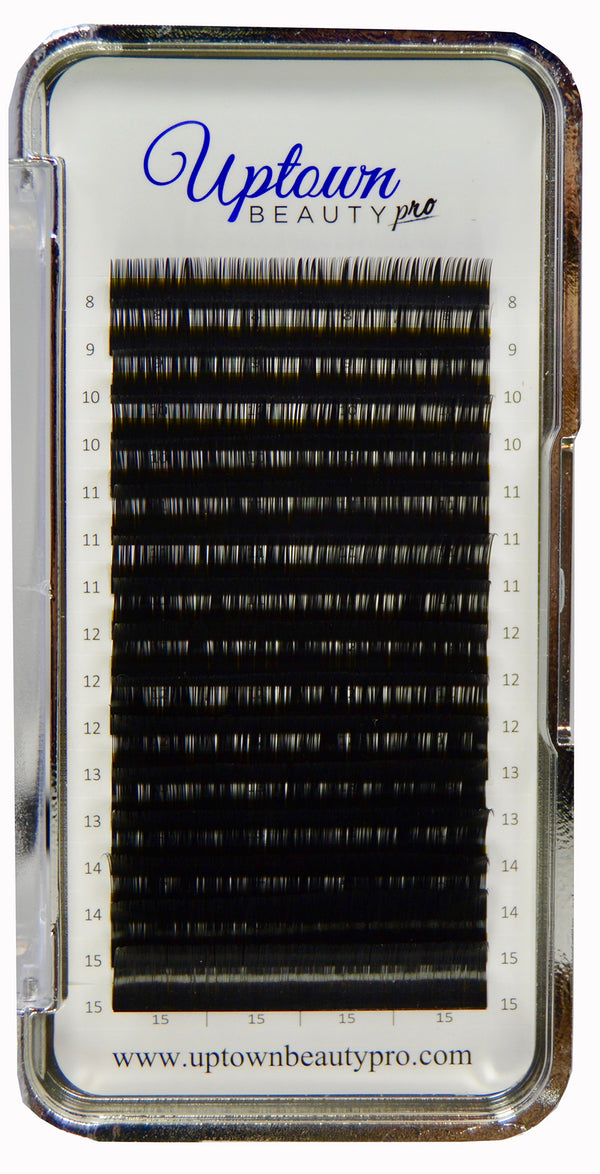 Beauty Art Premium Silk Extensions Mixed Trays - Uptown Beauty Pro
