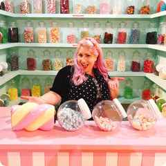 Candy Bar at Sugar Republic